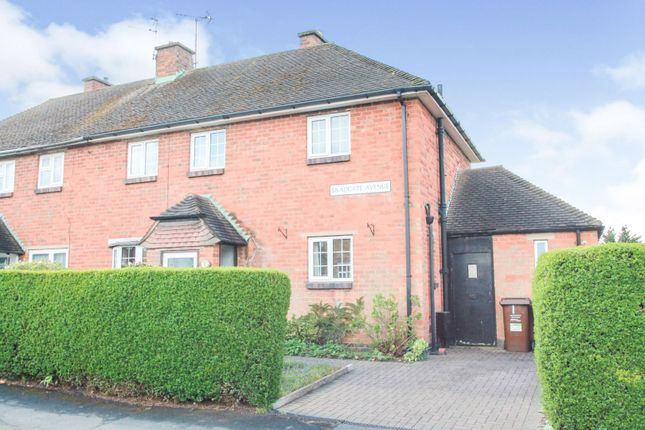 3 bed semi-detached house for sale in Bradgate Avenue, Thurmaston LE4