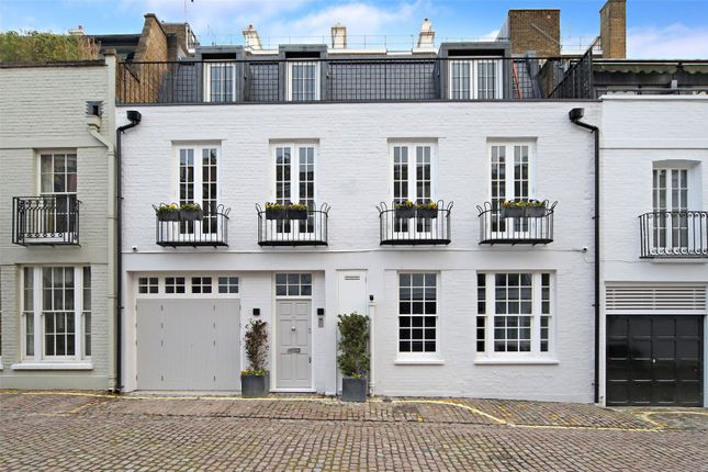 Thumbnail Terraced house for sale in Ennismore Mews, London