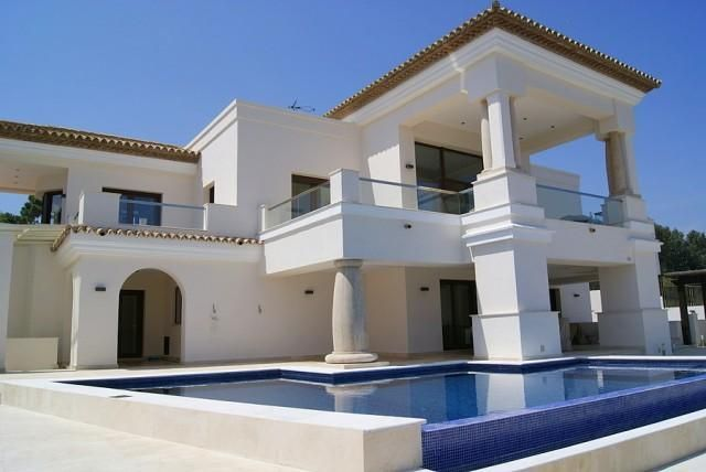 Thumbnail Villa for sale in Málaga, Manilva, Spain