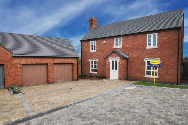 Thumbnail Detached house for sale in 10 William Ball Drive, Horsehay, Telford, Shropshire