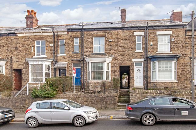 Thumbnail Terraced house for sale in Berkeley Precinct, Ecclesall Road, Sheffield