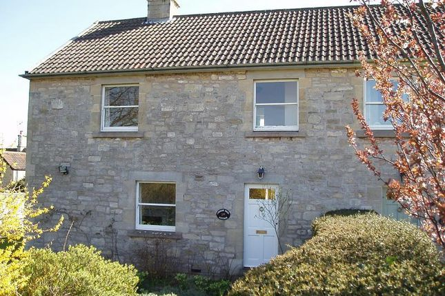 Thumbnail Cottage to rent in 31B Pinckney Green, Monkton Farleigh, Bath