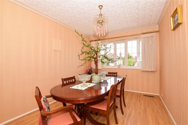 Thumbnail Detached bungalow for sale in Dacre Gardens, Chigwell, Essex