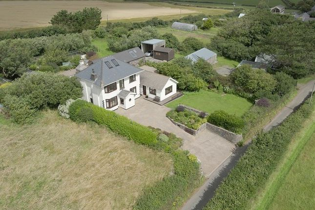 Thumbnail Detached house for sale in Chapel Lane, Freshwater East, Pembrokeshire.