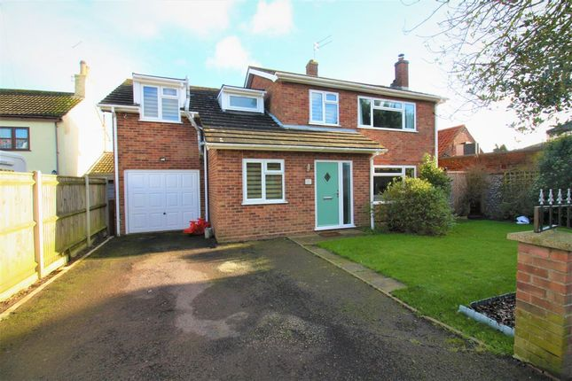 Thumbnail Detached house for sale in West Road, Ormesby, Great Yarmouth
