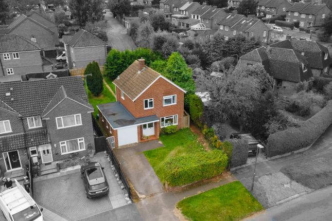 Thumbnail Detached house for sale in Lybury Lane, Redbourn, St. Albans