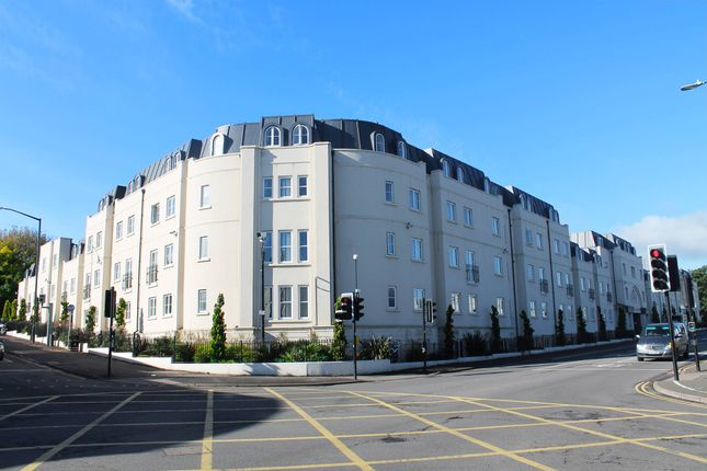 Thumbnail Flat to rent in Old Warwick Road, Leamington Spa
