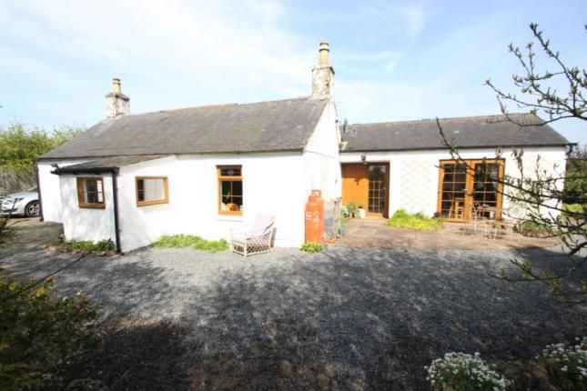 Thumbnail Detached house for sale in Manse Road, Muirkirk, East Ayrshire