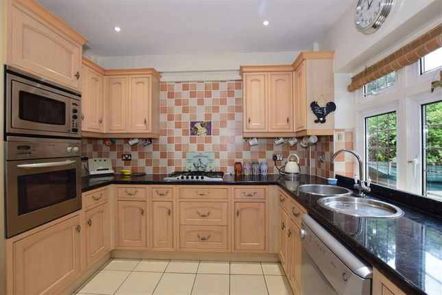 Thumbnail 2 bed bungalow for sale in Castle Gardens, Dorking, Surrey