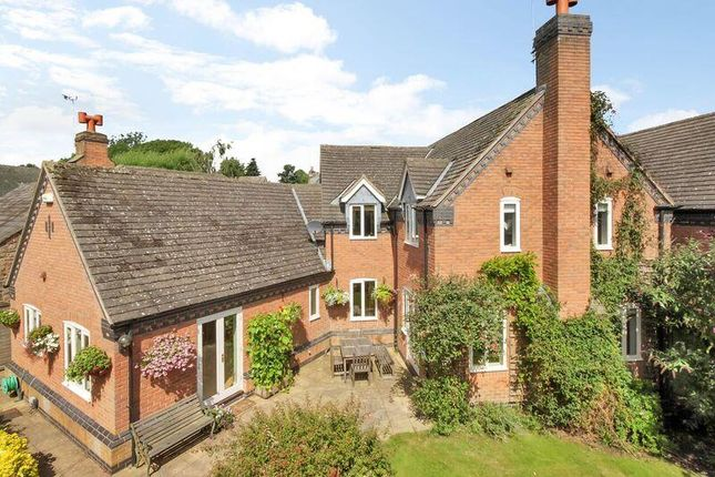 Thumbnail Detached house for sale in Cornerstone House, Causeway Lane, Cropston