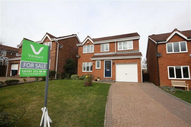 Thumbnail Property for sale in Cheviot Close, Chester Le Street, County Durham