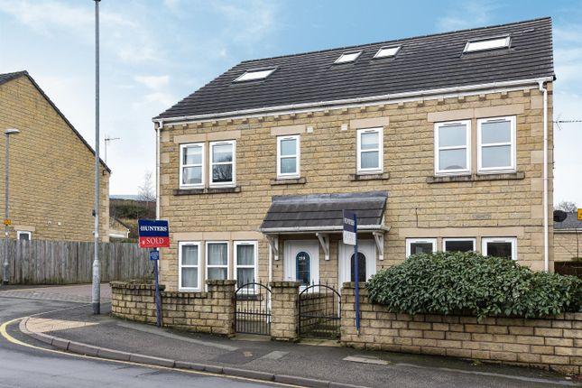 Thumbnail Semi-detached house for sale in Henshaw Lane, Yeadon, Leeds