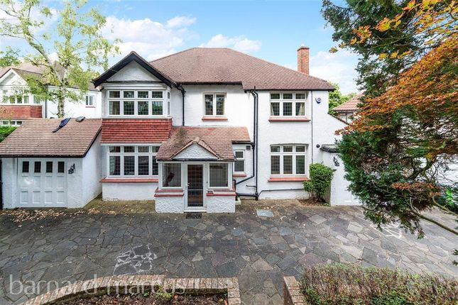 Front of Selcroft Road, Purley CR8