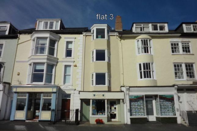 Thumbnail Flat for sale in Glandyfi Terrace, Aberdovey, Gwynedd