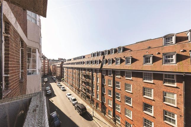 Balcony of Chelsea Cloisters, Sloane Avenue, London SW3