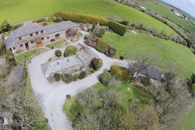 Thumbnail Barn conversion for sale in Stithians, Truro
