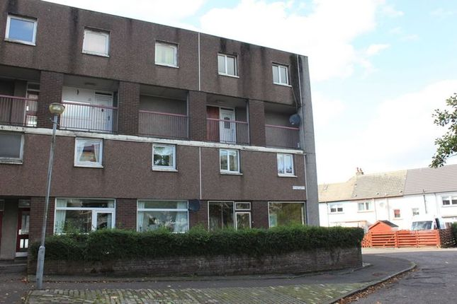 Thumbnail Maisonette for sale in Millford Drive, Linwood