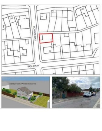 Commercial property for sale in School Way, London, United Kingdom