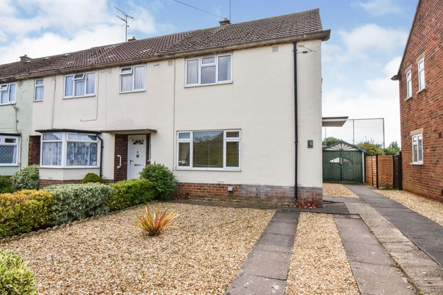 Thumbnail Semi-detached house for sale in Ireton Road, Market Harborough