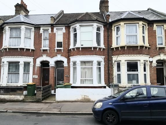 Front of Browning Road, London E12
