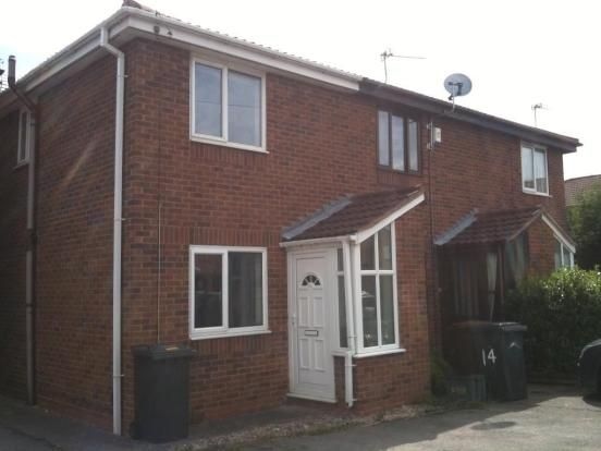 Thumbnail Semi-detached house to rent in Michelle Close, Stenson Fields, Derby