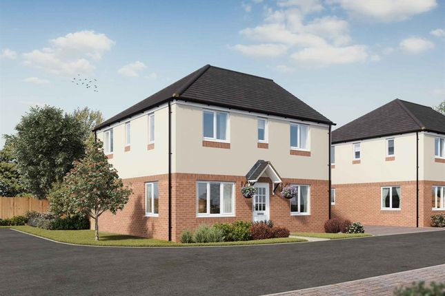 "Thumbnail Detached house for sale in ""The Aberlour II "" at Dunlop Road, Stewarton, Kilmarnock"