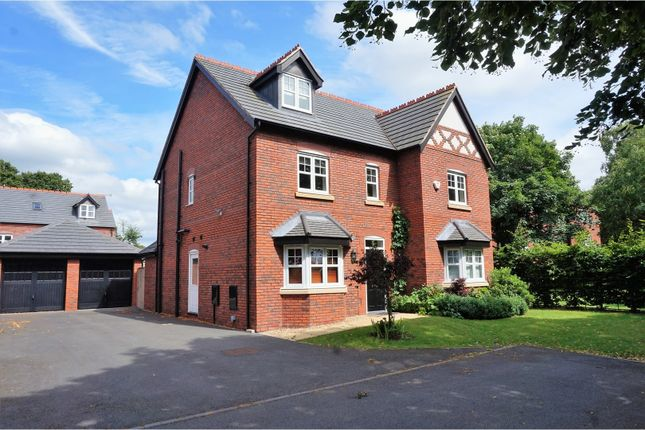Thumbnail Detached house to rent in Lockwood View, Chester