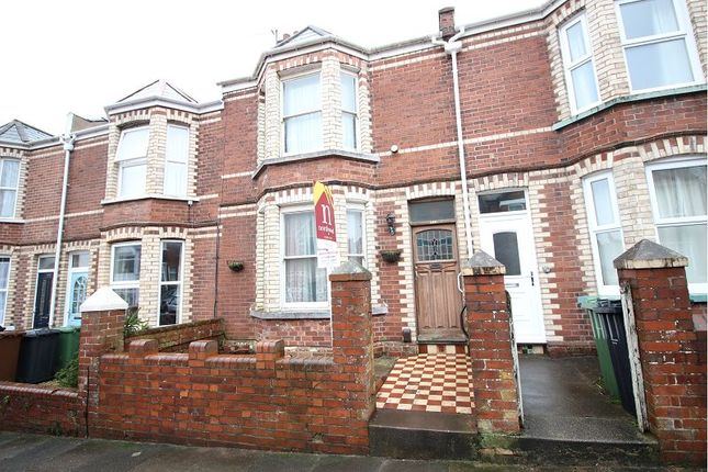 Thumbnail Terraced house for sale in 149 Monks Road, Exeter