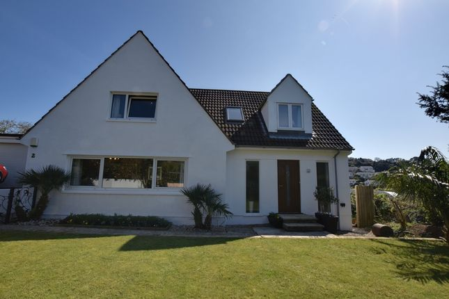 Thumbnail Detached house for sale in Little Hill, Salcombe