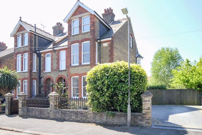 Thumbnail Property to rent in Cowper Road, Deal