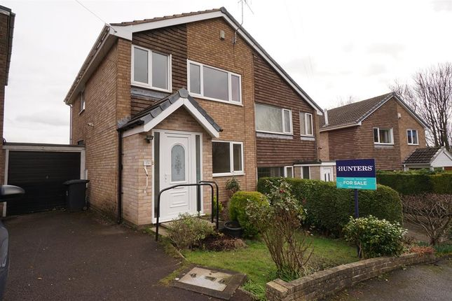 3 bed semi-detached house for sale in Eden Drive, Loxley, Sheffield S6