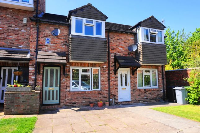 Thumbnail Mews house for sale in St. James Drive, Wilmslow