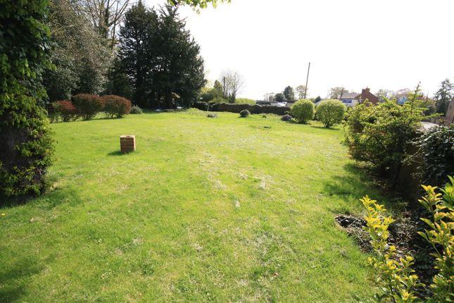 Corner Of Manor Road Carr Side Lane Hatfield Doncaster