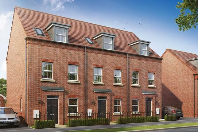 """3 bed end terrace house for sale in """"Greenwood"""" at Fetlock Drive, Newbury RG14"""