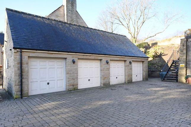 Garages of Tapton Park Gardens, Tapton Park Road, Ranmoor, Sheffield S10