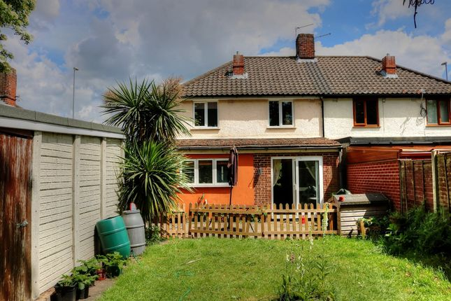 Thumbnail Semi-detached house for sale in Holt Road, Norwich