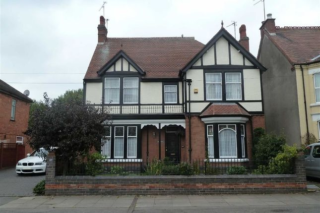 Thumbnail Detached house for sale in Manor Court Road, Nuneaton