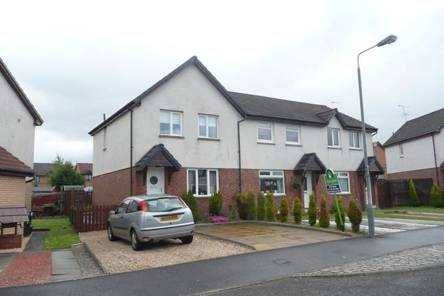 Thumbnail Terraced house to rent in Roundhouse, Cowie, Stirling