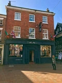 Thumbnail Retail premises for sale in Fat Face Retail/Residential Investment, 48 High Street, Nantwich, Cheshire