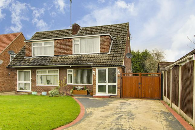 Thumbnail Semi-detached house for sale in Fieldway, Wilford, Nottinghamshire
