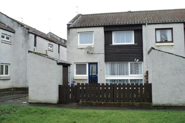 Thumbnail End terrace house to rent in Durie Street, Methil, Leven