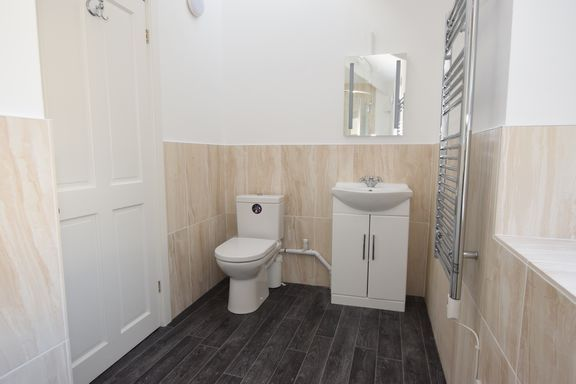 Shower Room of Miners Row, Redruth TR15