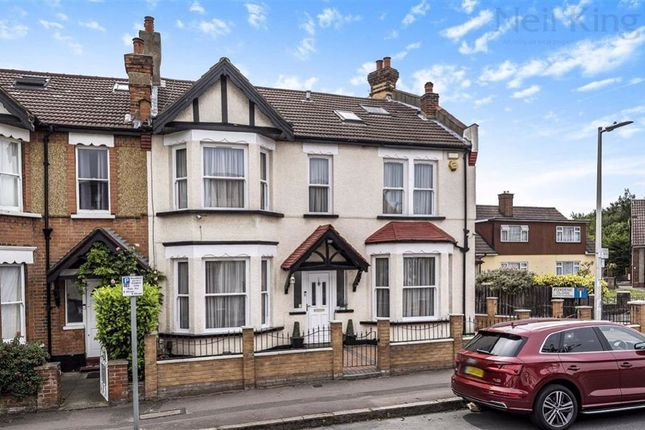 Thumbnail End terrace house for sale in Pulteney Road, South Woodford, London
