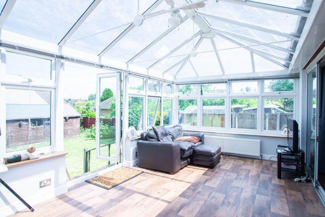 Thumbnail Detached bungalow for sale in Westbourne Drive, Brentwood