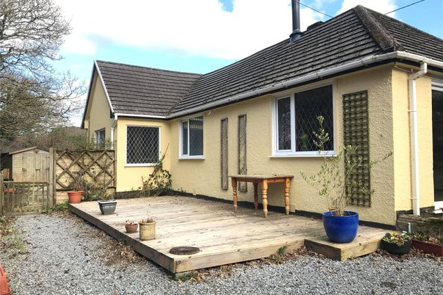 Thumbnail Detached house to rent in Woodsmoke Lodge, Pleasant Valley, Stepaside, Narbeth
