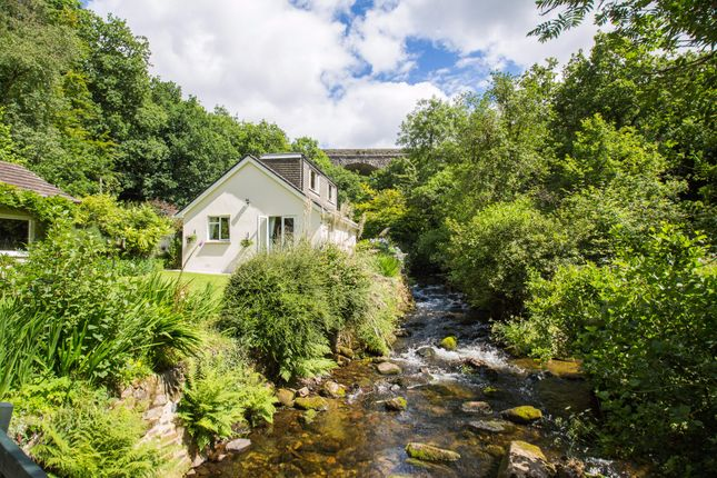 Thumbnail Detached house for sale in Fatherford Road, Okehampton