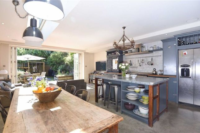 Thumbnail Terraced house for sale in Milman Road, Queens Park, London