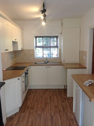 Thumbnail Terraced house to rent in Station Road, Cheadle Hulme
