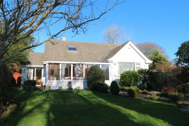 Thumbnail Detached bungalow for sale in Woodbine Lane, Illogan, Redruth