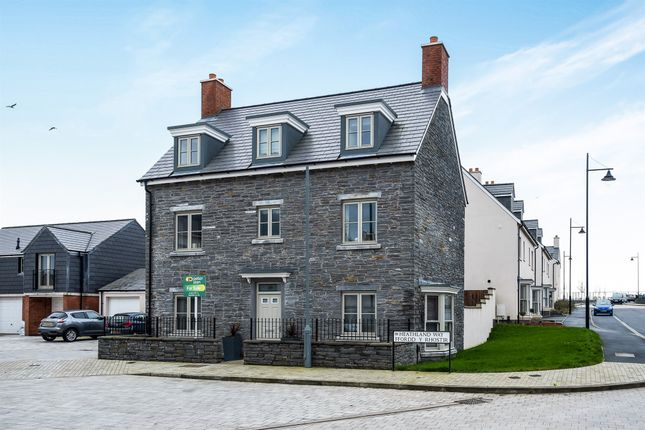Thumbnail Detached house for sale in Heathland Way, Llandarcy, Neath